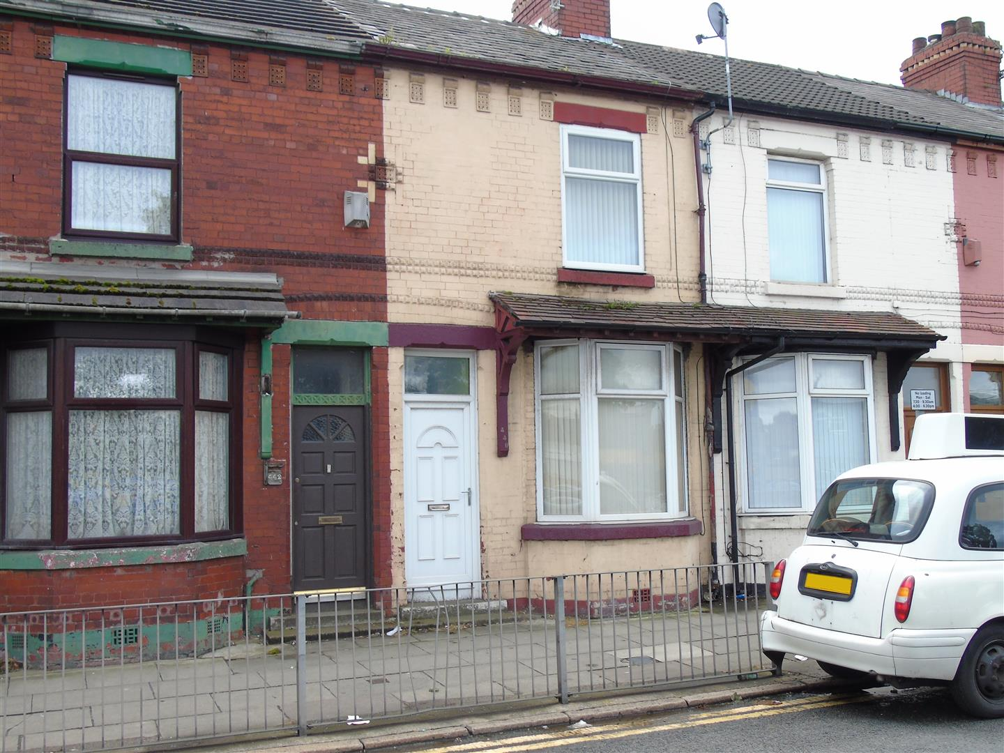 2 Bedrooms, House - Mid Terrace, Longmoor Lane, Fazakerley, Liverpool